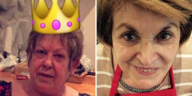 Ces mamies françaises sont des stars de Facebook