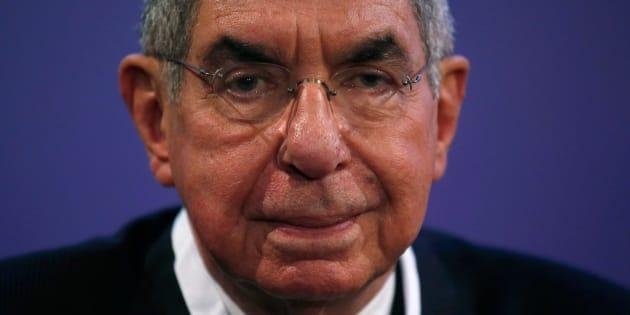 Oscar Arias fue dos veces presidente de su país y Nobel de la Paz en 1987
