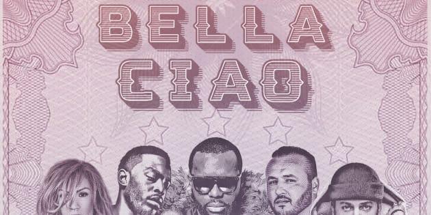 """Bella Ciao"": la reprise de Maître Gims, Vitaa, Dadju et Slimane est disponible"