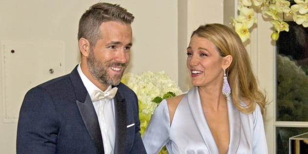Ryan Reynolds says Blake Lively helps him get through his anxiety