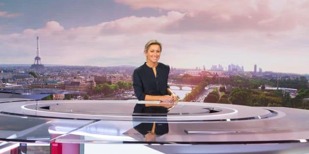 Le cocktail Anne-Sophie Lapix survivra-t-il au 20h de France 2 ?