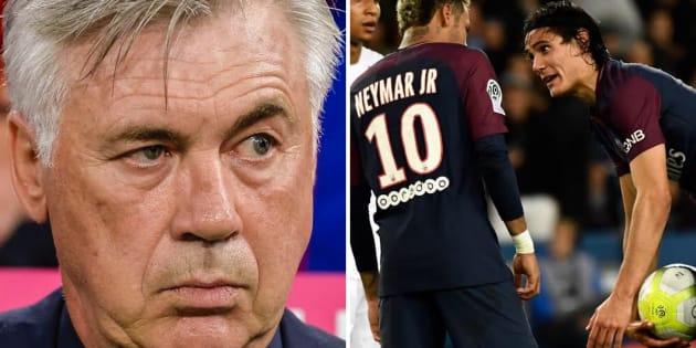 PSG/Bayern Munich: ce que Carlo Ancelotti aurait fait pour gérer les egos au PSG