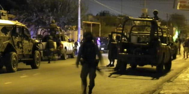 El apoyo militar en Tamaulipas inició en 2011.
