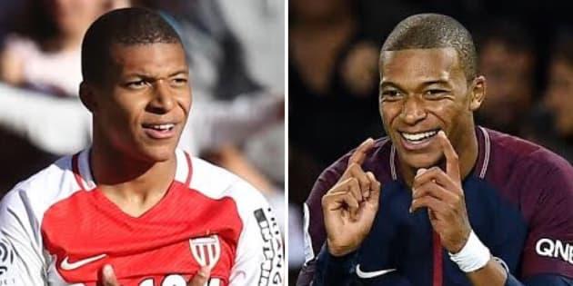 Le Mbappé du PSG est-il meilleur que celui de Monaco?