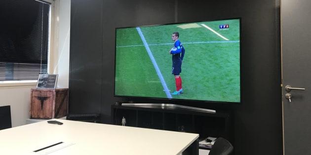 France-Pérou à la Coupe du Monde 2018: les Français ont déserté leur poste pour voir le match