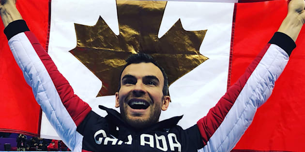 Winter Olympics: Eric Radford becomes first openly gay man to win gold