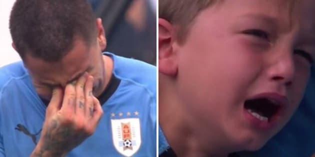 Match France - Uruguay: les larmes uruguayennes nous feraient presque regretter leur défaite (ou pas)