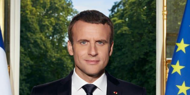 En un mois, le président de la République Emmanuel Macron a davantage parlé à la presse que pendant toute la première année de son quinquennat.