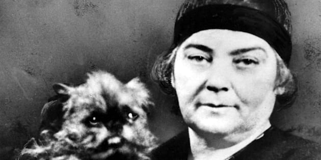 Canadian artist Emily Carr is shown in an undated photo. The number of poll participants who had never heard of any of the notable women surpassed the number who were familiar with one of Canada's most famous artists.