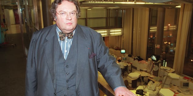 L'ancien patron du Figaro et de l'AFP est décédé à l'âge de 77 ans.
