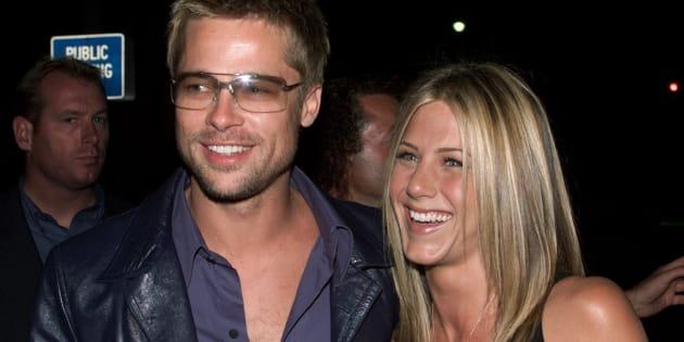 Brad Pitt fa mea culpa: le scuse a Jennifer Aniston