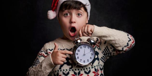 Tiempo en Navidad