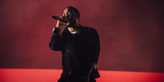 Kendrick Lamar a enfilé ses succès, tous albums confondus, au FEQ. (ROGER PHOTO)