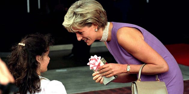 Queen Elizabeth in Letter After Diana's Death: 'Dreadfully Sad'