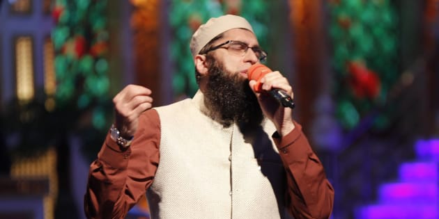 Junaid Jamshed in a file photo.