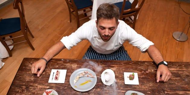 Morto lo chef stellato Alessandro Narducci, giovane promessa