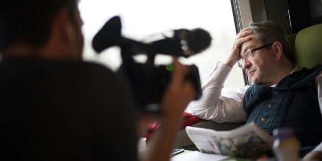 """""""L'Insoumis"""" avec Jean-Luc Mélenchon, ou le récit intime d'une success-story qui finit mal"""