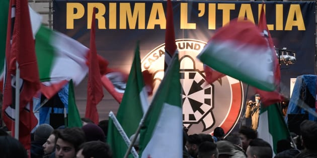 Livorno: pestato esponente di CasaPound, rischia di perdere un occhio