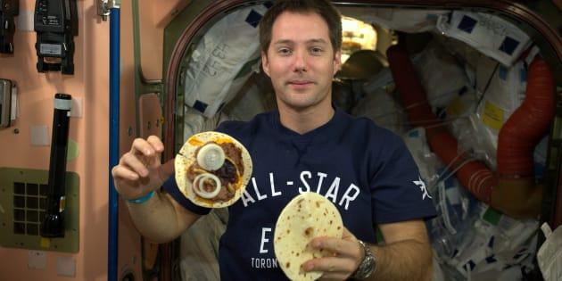 Les astronautes de l'ISS vont pouvoir se faire du pain frais tous les matins