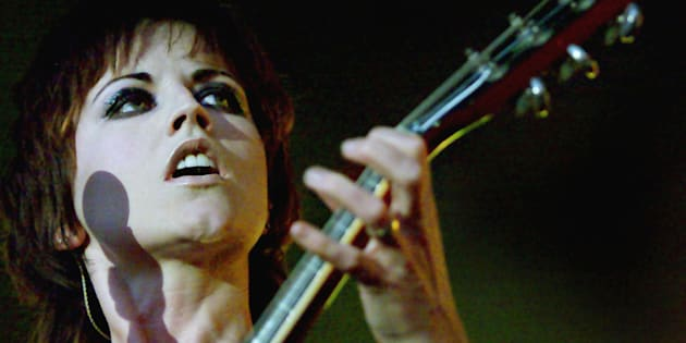 Musica: morta Dolores, voce Cranberries