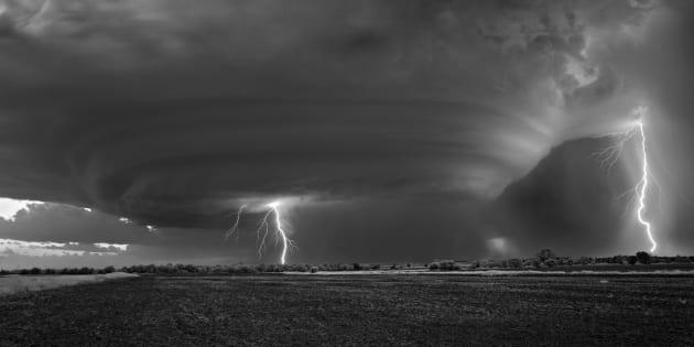Lightning Strikes | Peckham, Oklahoma
