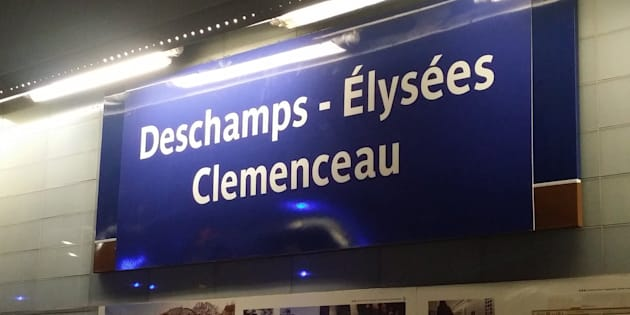 L'hommage original de la RATP aux Bleus champions du monde !