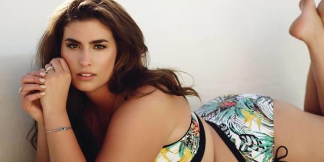 Gabrielle était en vedette dans l'une des campagnes de Skye Swimwear. Elle a voyagé au Maroc, au Mexique et en Grèce pour la marque.