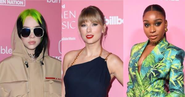Taylor Swift, Nicki Minaj, Normani and more stars attend Billboard Women in Music 2019