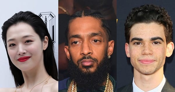 Celebrity deaths of 2019: All of the stars who died this year