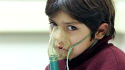 300 millions d'enfants respirent de l'air