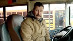 La généreuse action de ce chauffeur de bus scolaire pour que les enfants n'aient pas