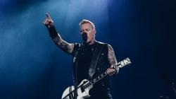 Metallica déclare son amour aux gens de