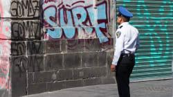 La ineficiencia de la policía en el asalto al Cine