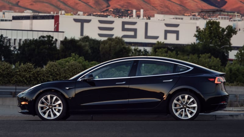 Tesla Model 3 handover event is tonight - here's what we know - Autoblog