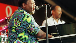 Légende du rock'n'roll, Fats Domino est