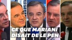 Pour Mariani, Le Pen était