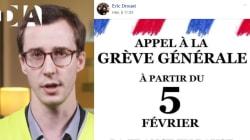 Avec sa grève générale illimitée, François Boulo assoit son influence chez les gilets