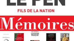 Les clients ayant acheté les mémoires de Le Pen sur Amazon ont également