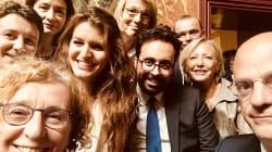 Les ministres moqués pour ce selfie avant le discours de Macron au