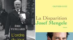 Les nazis, sujet préféré des prix littéraires