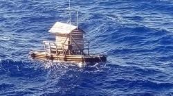 SALVATO VELISTA INDONESIANO - La sua zattera va alla deriva: 18enne sopravvive dopo 49 giorni