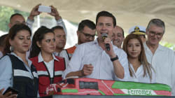 Peña Nieto promete cumplir casi todas sus