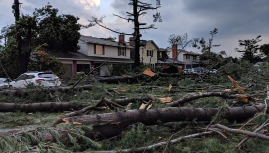 2 Tornadoes Ripped Through Ottawa-Gatineau, Environment Canada