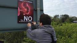 Ces Américains anti-IVG ont fait le voyage en Irlande pour tenter d'influencer le référendum sur