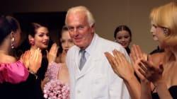 Mort du couturier Hubert de Givenchy, le fondateur de la marque de