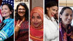 Hispanas, musulmanas, indias, refugiadas... Así son las nuevas congresistas que han hecho historia en