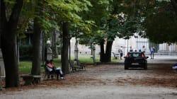 L'orribile stupro di Villa Borghese e il dramma dei senza fissa