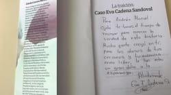 La traición y la verdad de Eva Cadena para López