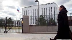À Washington, le nouveau nom de l'avenue où est située l'ambassade russe va faire grincer des