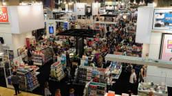 Le 41e Salon du livre de Montréal se déroule de mercredi à